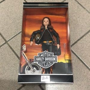 2000 Harley Davidson Barbie
